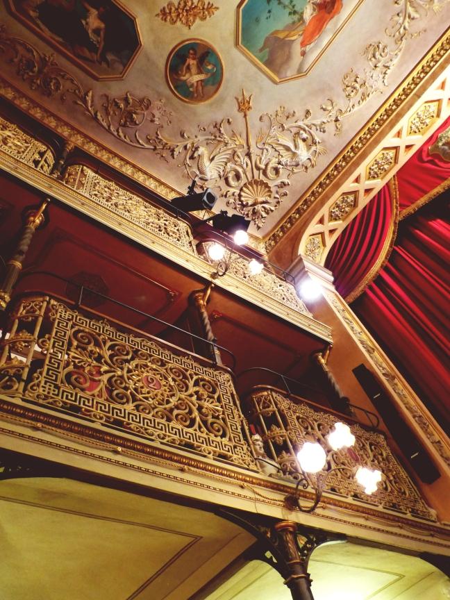 Montefano - Macerata - La Rondinella - historical theatre