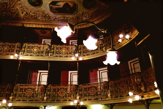 Montefano - Macerata - La Rondinella - theatre