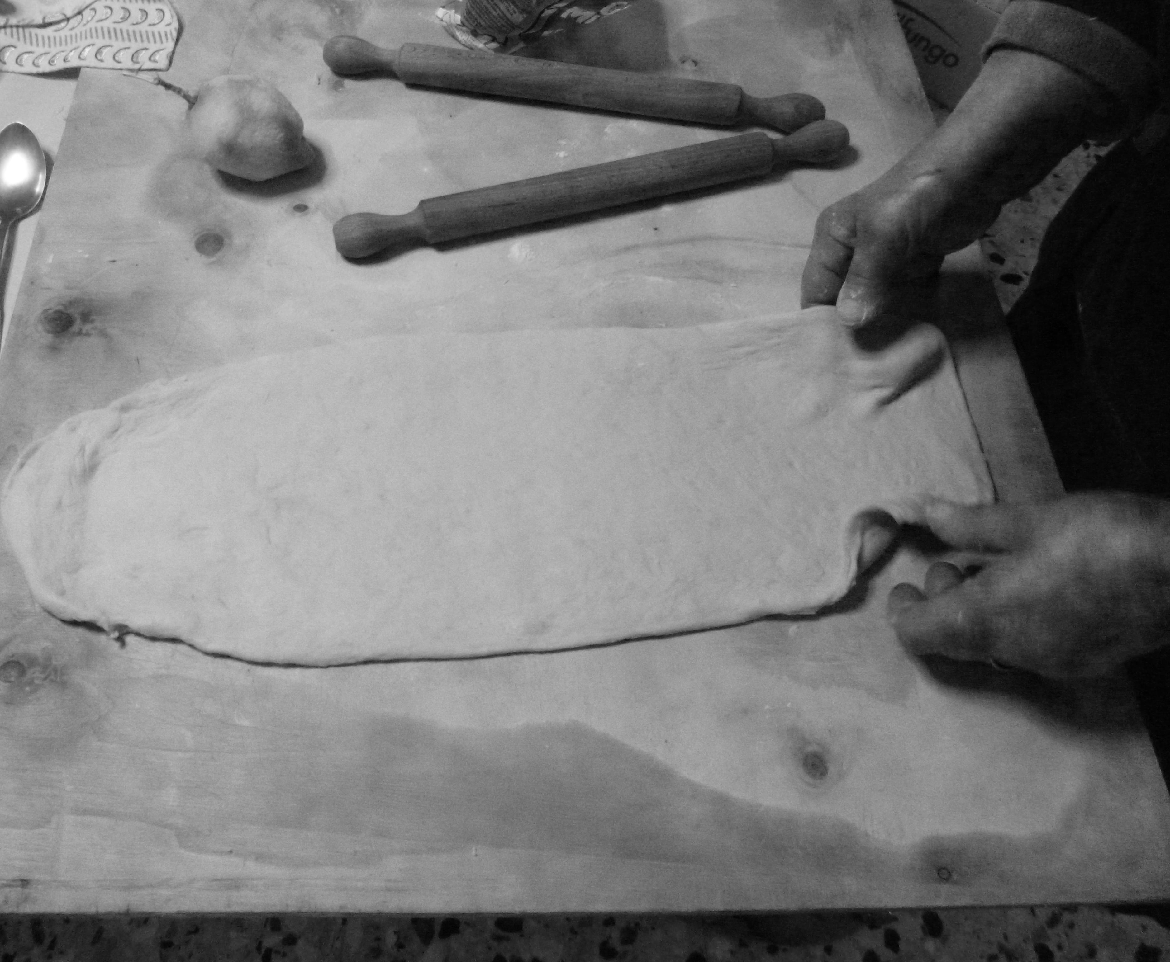 tina making macerata limoncini