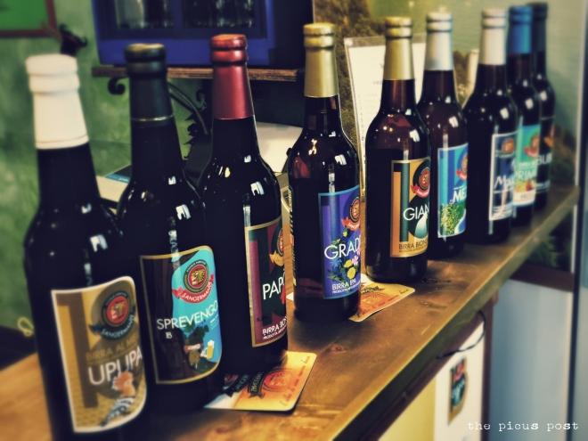 agricultural beer camerano san germano