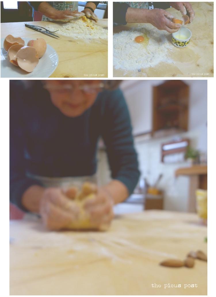 dough traditional agnelletto treia