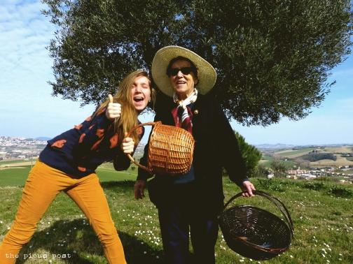 grass le marche italian herbs