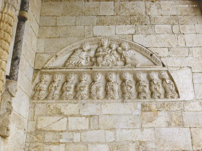 osimo cathedral low reliefs
