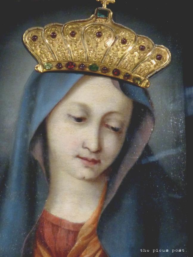 all saint virgin mary san ciriaco ancona