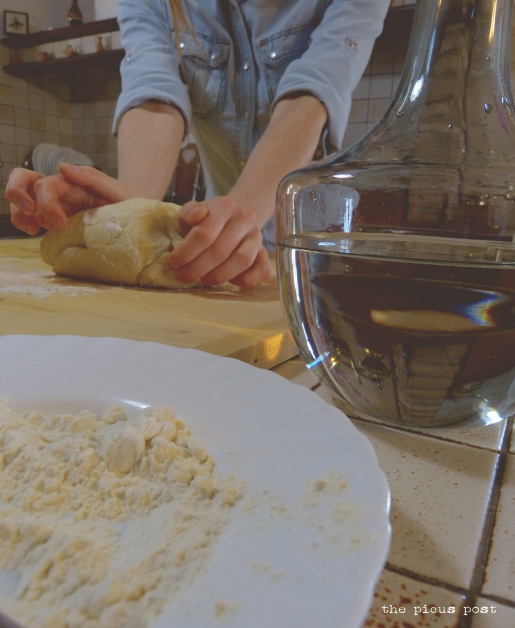crescia recipe flat bread