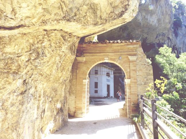 san vittore genga valadier temple