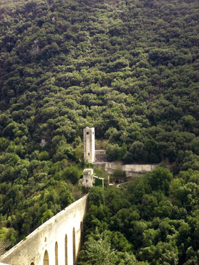 acquedotto spoleto water system