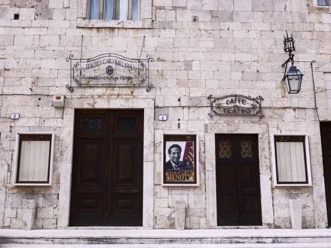 teatro Spoleto theatre